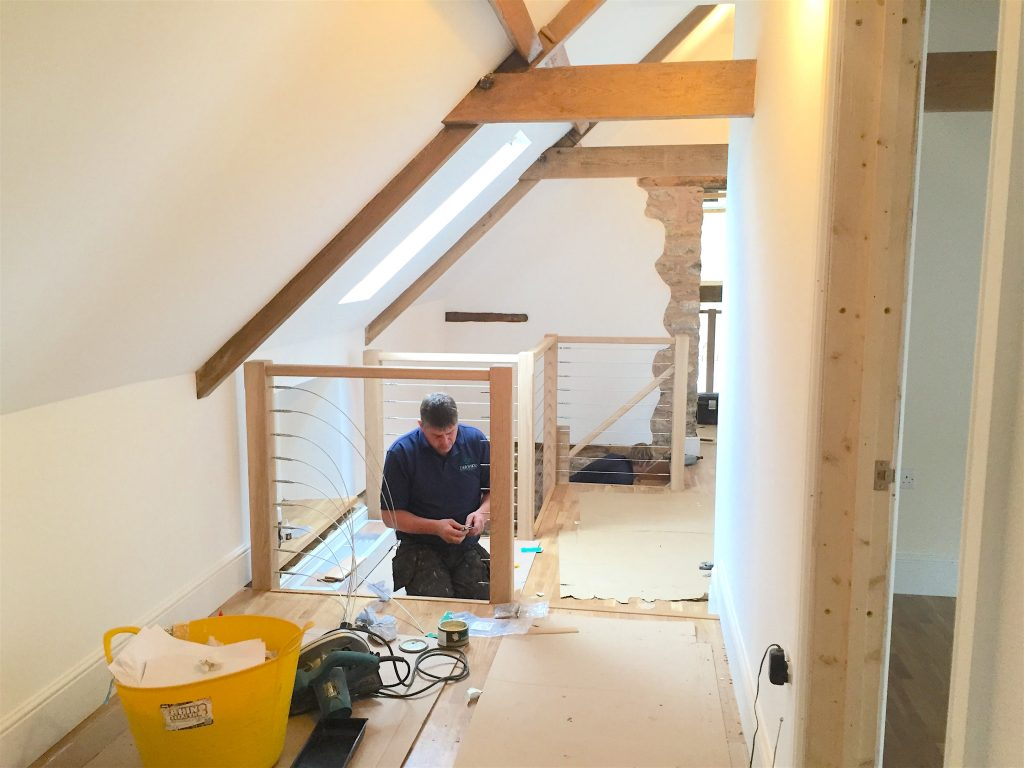 refurbishment 1024x768 - LOFT CONVERSION