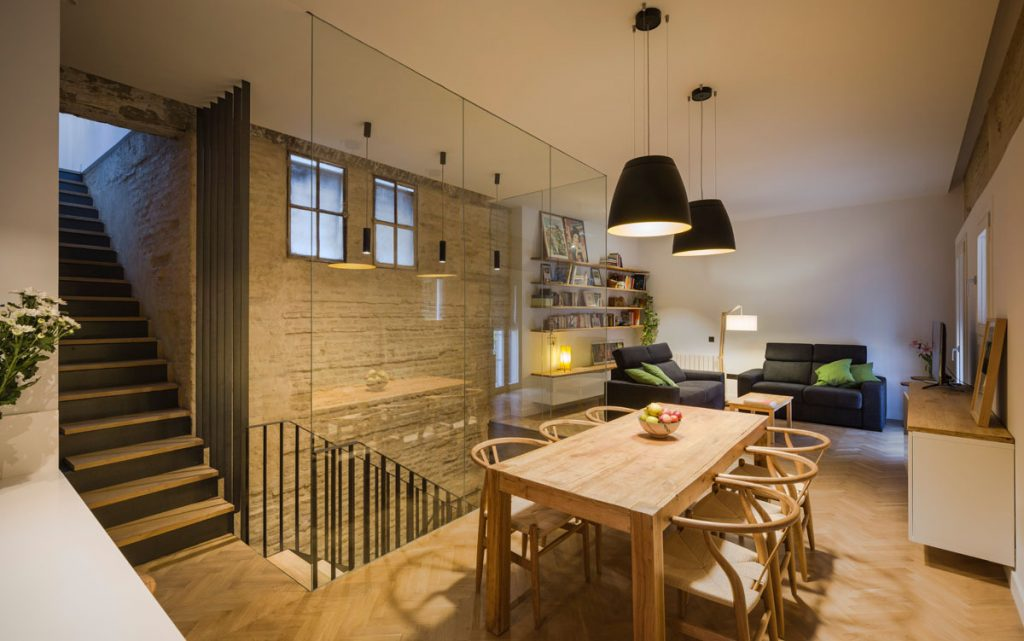 refurbishment in london restaurant 1024x641 - RESIDENTIAL