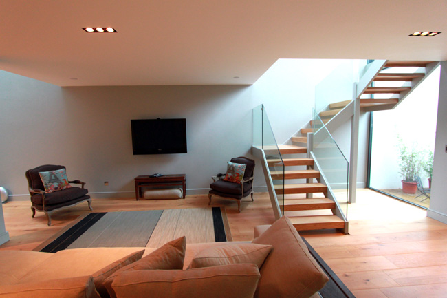 elia basement conversion london1 - RESIDENTIAL