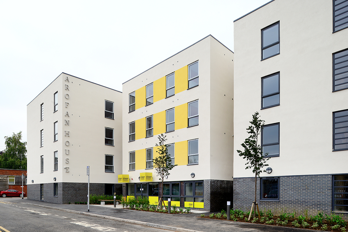 Student Accommodation - Student Accomodation Building
